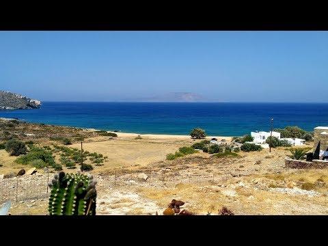 Ios 2018 Beaches & Chora