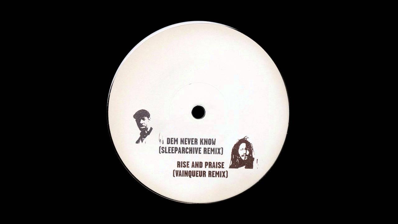 d241cebcb Rhythm   Sound w  Jah Cotton - Dem Never Know (Sleeparchive Remix ...