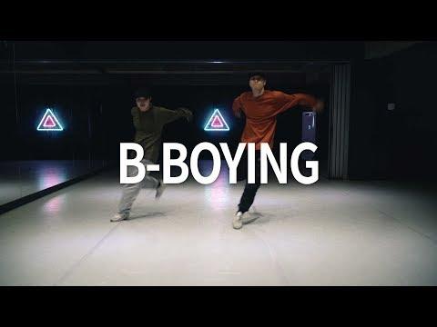 DIFFER B-BOYING Class