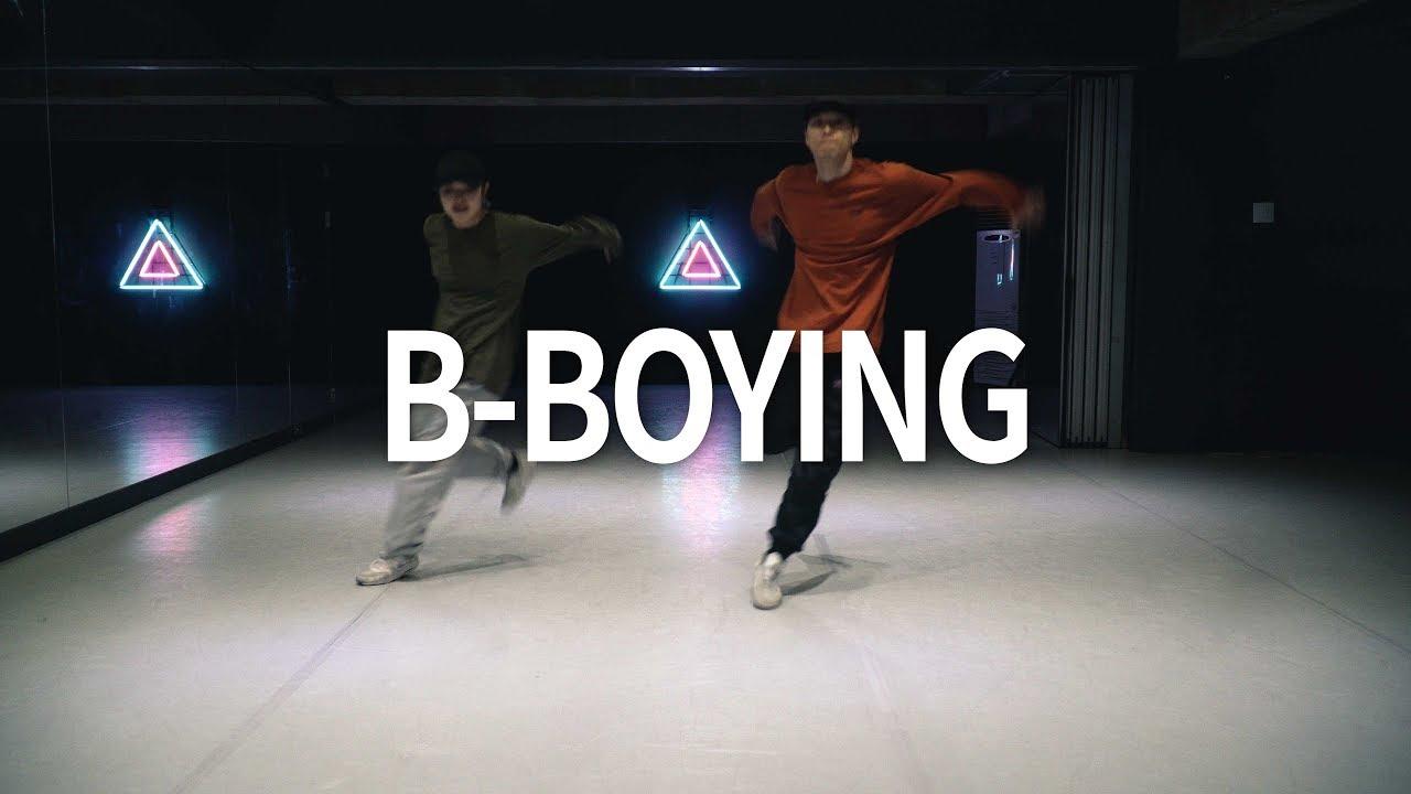 Download DIFFER B-BOYING Class