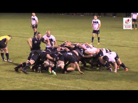 Royal Navy vs New Zealand Defence Force IDRC Pool C R2 Highlights 12 10 15