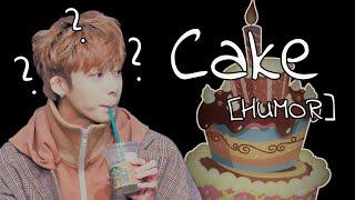 Kpop Multifandom | Cake [HUMOR FMV]