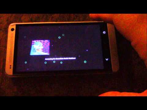 HTC ONE - Hidden Music, Video & Lyrics Feature