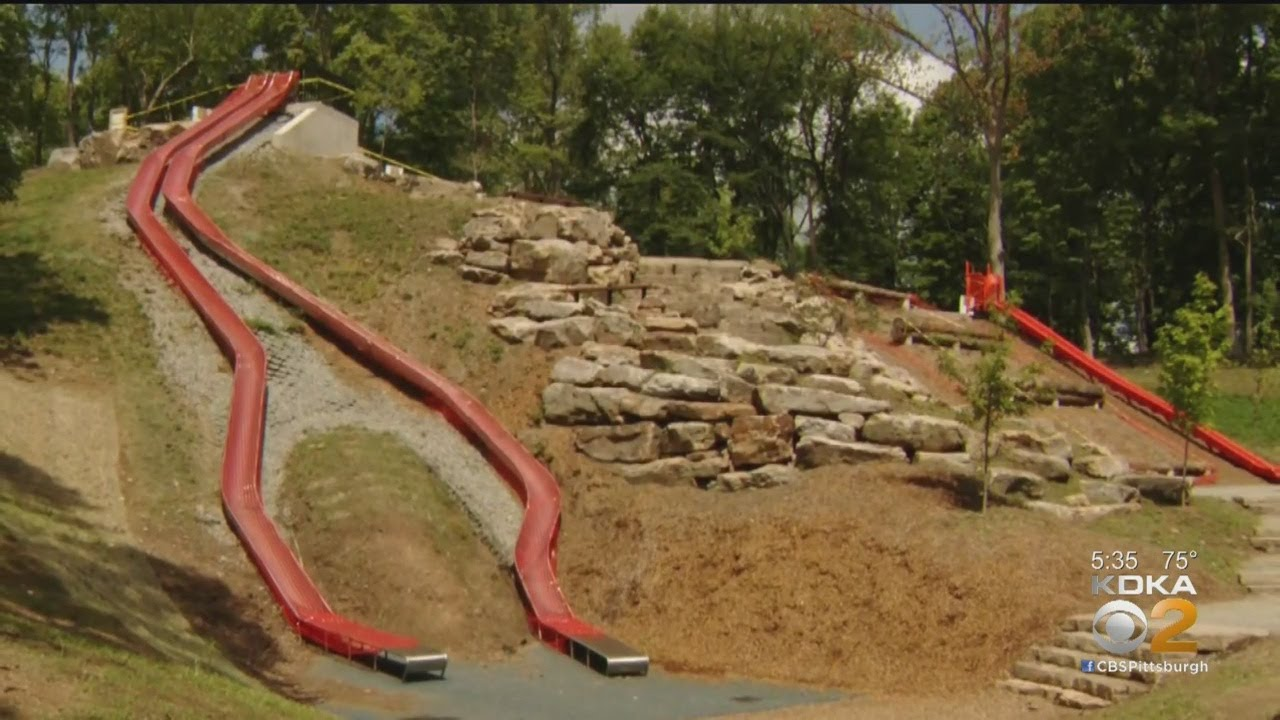 New Slides At Westmoreland County Park Already Shut Down Over Safety Concerns