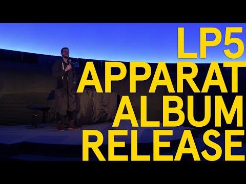 LP5 APPARAT | Album Release @ Spotify Berlin