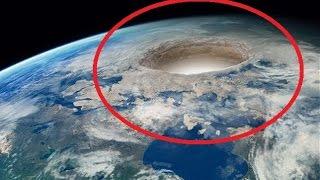 NASA lại phát hiện lỗ hổng khổng lồ trên Trái Đất - Chuyện lạ có thật