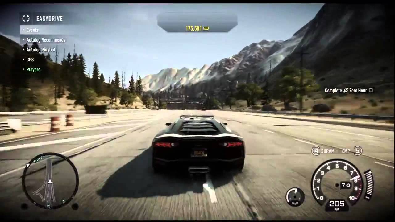 need for speed rivals lamborghini aventador xbox one gameplay review with epic crash youtube. Black Bedroom Furniture Sets. Home Design Ideas