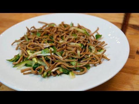 Salade Chinoise de pâtes soja