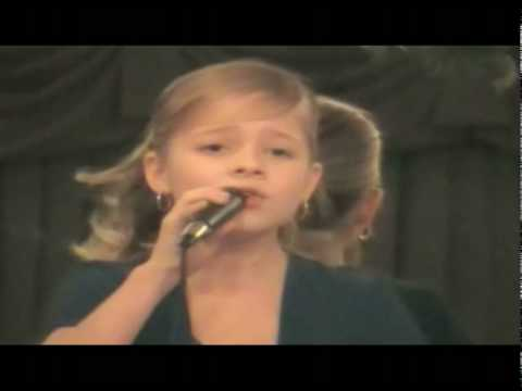 America's Got Talent Jackie Evancho YouTube Audition