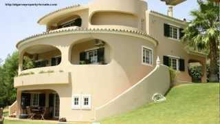 Algarve Property For Sale - Algarve Hillside Villa For Sale