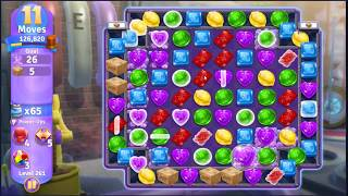 Wonka's World of Candy Level 261 - NO BOOSTERS + FULL STORY ???? | SKILLGAMING ✔️