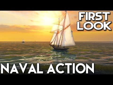 Naval Action - First Look (Beta)
