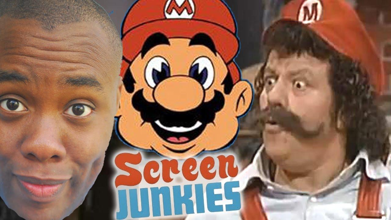 Cartoon Characters Voiced By Celebrities : Celebrity cartoon voices screenjunkies black nerd