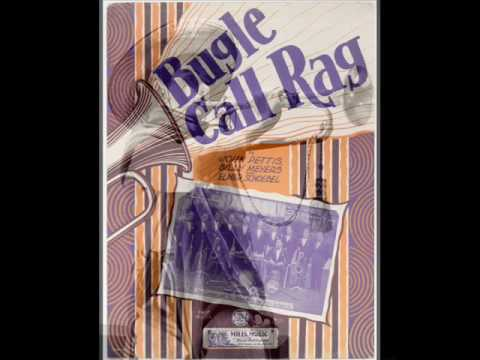 "Ted Lewis ""BUGLE CALL RAG"" (1926)"
