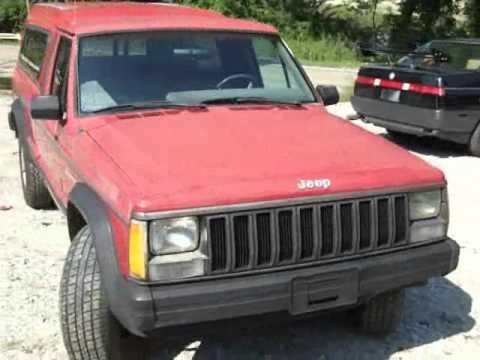 1988 jeep comanche for sale on youtube. Black Bedroom Furniture Sets. Home Design Ideas