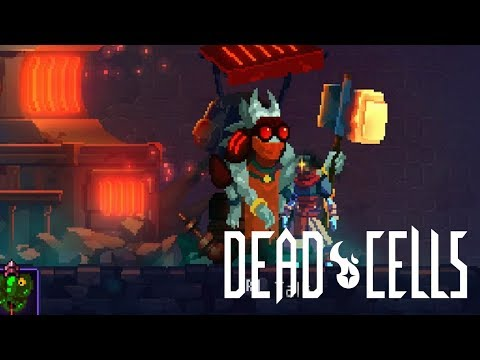 Dead Cells: Alpha Branch - Boss Cells, The Legendary Forge