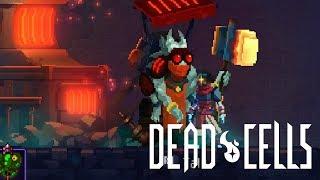 Dead Cells: Alpha Branch - Boss Cells, The Legendary Forge