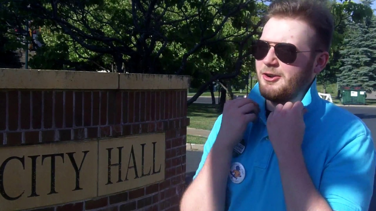 Satirical Robbinsdale tourism video costs student his