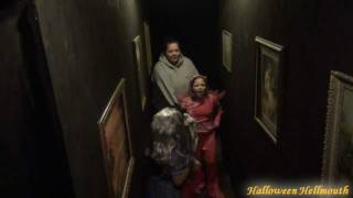 2011 Haunted House Drop Panel Hallway Scare Video (Hellmouth 4)