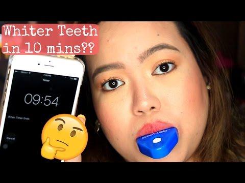 White Light Teeth Whitening System Review