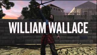 Game Trailer : Deadliest Warrior: Legends Trailer