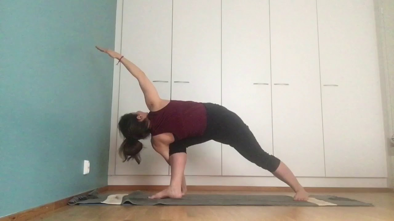 YOGA LAB YOGA EDUCATION: Ashtanga Standing Postures - YouTube