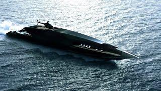 #BLACK SWAN #SUPER #YACHT