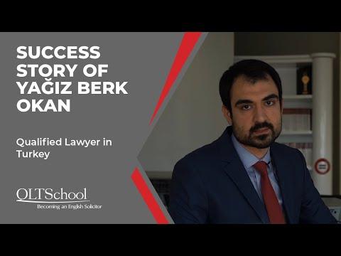Success Story of Yağız Berk Okan - QLTS School's Former Candidate