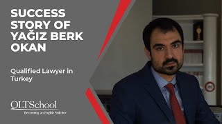 Success Story of Yağız Berk Okan - QLTS School's Former Candidate