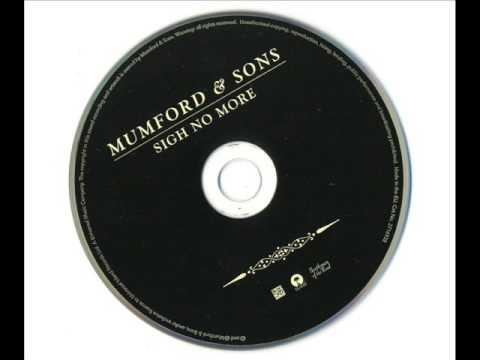 Mumford & Sons - White Blank Page