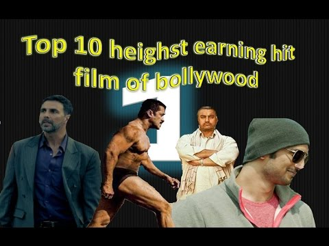 Top 10 highest grossing bollywood movies of 2016 based - Highest box office collection bollywood ...