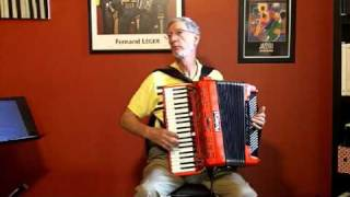 Tico Tico, performed by Richard Noel on the Roland FR-7x Virtual Accordion