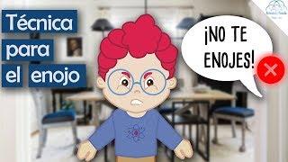 Técnica para controlar el enojo en mis hijos 😠 ¿Cómo tratar a un niño explosivo?