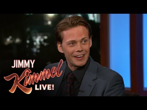 Bill Skarsgård on Playing Pennywise the...