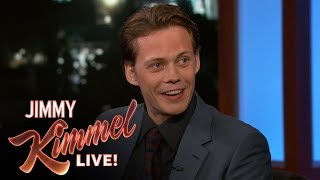 Bill Skarsgård on Playing Pennywise the Clown thumbnail