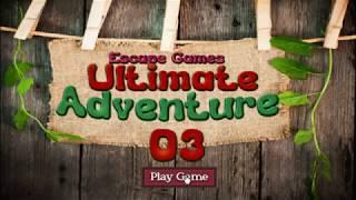 Escape Games: Ultimate Adventure 3