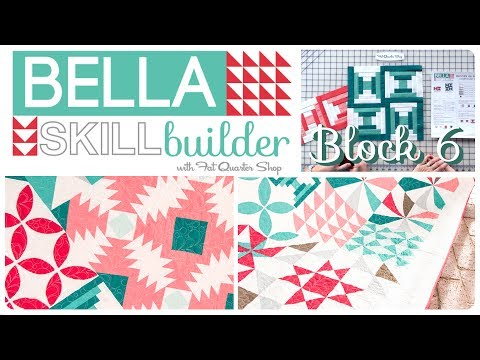 Bella Skill Builder - Block 6 : Courthouse Steps (FREE BLOCK)