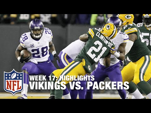 Vikings vs. Packers | Week 17 Highlights | NFL