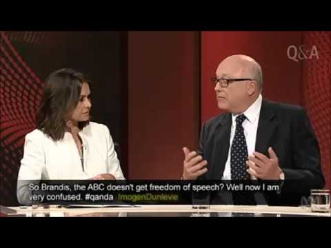 QandA: 'The case is indefensible': Tony Abbott on Chris Kenny & ABC defamation case