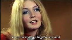 Mary Hopkin - Goodbye (1969)  (with Lyrics) (🎧)