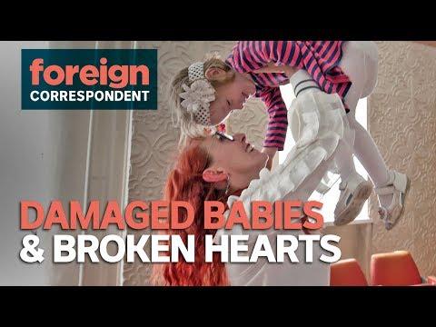 Damaged Babies & Broken Hearts: Ukraine's commercial surrogacy industry | Foreign Correspondent