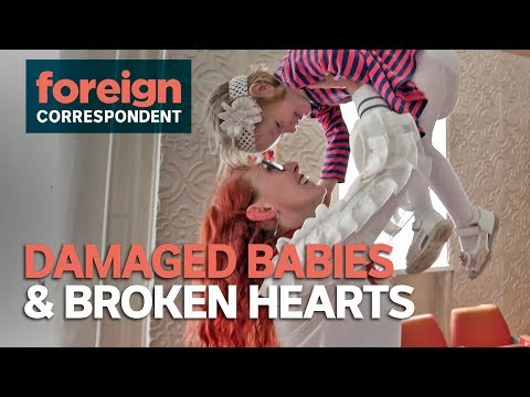 Damaged Babies & Broken Hearts: Ukraine's commercial surrogacy industry | Foreign Correspondent