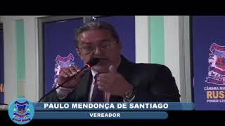 Paulo Santiago Pronunciamento 22 05 2018