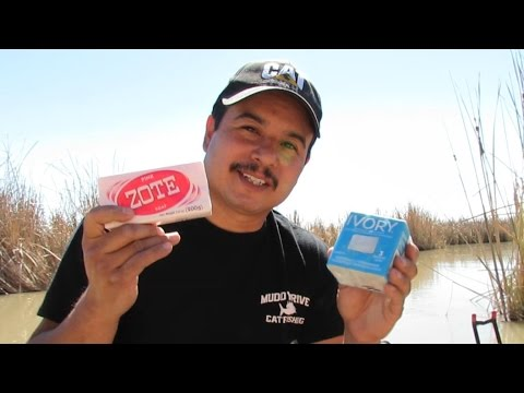 Video Catfish soap bait for sale