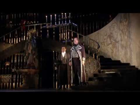 Tosca - Te Deum (Bryn Terfel, The Royal Opera)