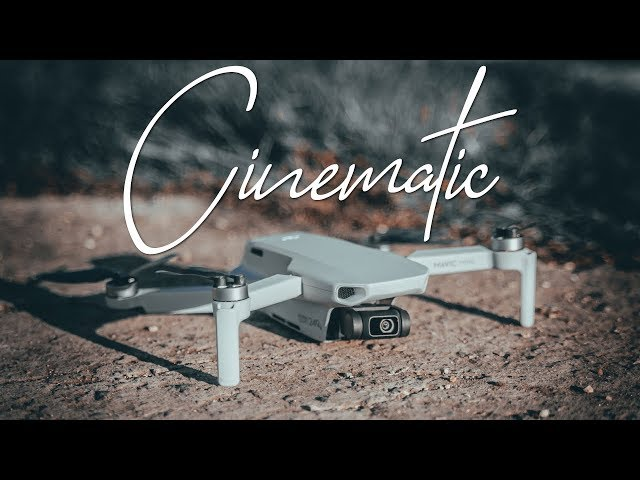 CINEMATIC Footage with DJI Mavic Mini - It's POSSIBLE!