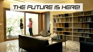 The Fully Automated Home For Urban Millennials | Smart Phones Are Passe, Now Get A Smart Home
