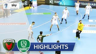 Füchse Berlin - SC DHfK Leipzig | Highlights - DKB Handball Bundesliga 2018/19