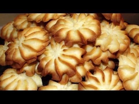 Песочное печенье курабье рецепт с фото