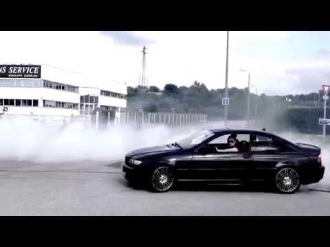 Drift BMW 320 CD
